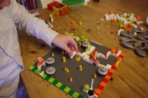 Gameplay ontwikkelen met Lego
