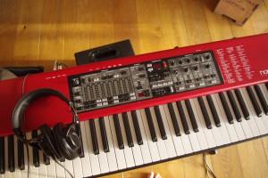 Gamesounds uit een synthesizer zijn vaak goed genoeg